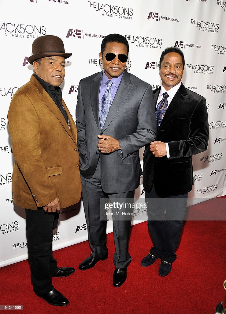 "A&E's ""The Jacksons: A Family Dynasty"" Launch Party"