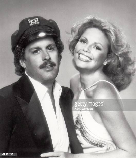 Singers Toni Tennille and Daryl Dragon of the Duo Captain and Tennille pose for a portrait in 1980 in Los Angeles, California.