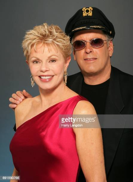 Singers Toni Tennille and Daryl Dragon of the Duo Captain & Tennille pose for a portrait in 2005 in Los Angeles, California.