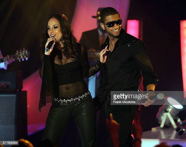 60 Top 2004 Usher Alicia Pictures, Photos and Images - Getty