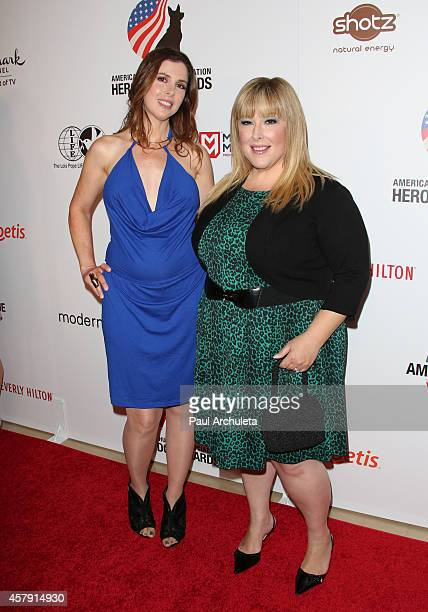 Singers Wendy Wilson and Carnie Wilson attend the 4th annual American Humane Association Hero Dog Awards at The Beverly Hilton Hotel on September 27,...