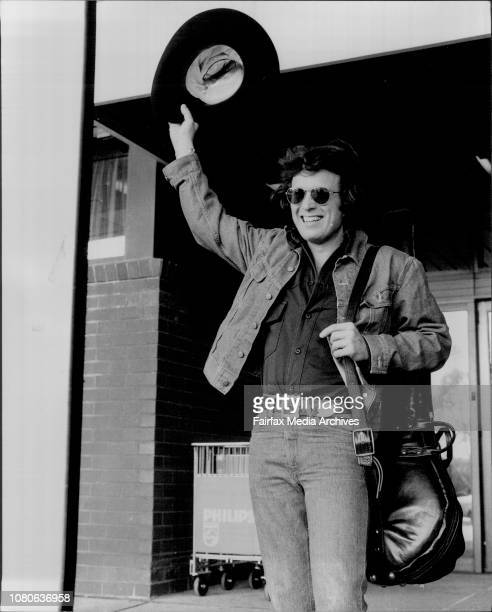 US Singer/song writer Don McLean famous for the hit song American Piearrived in Sydney for a four week tour He will give two Sydney concerts...