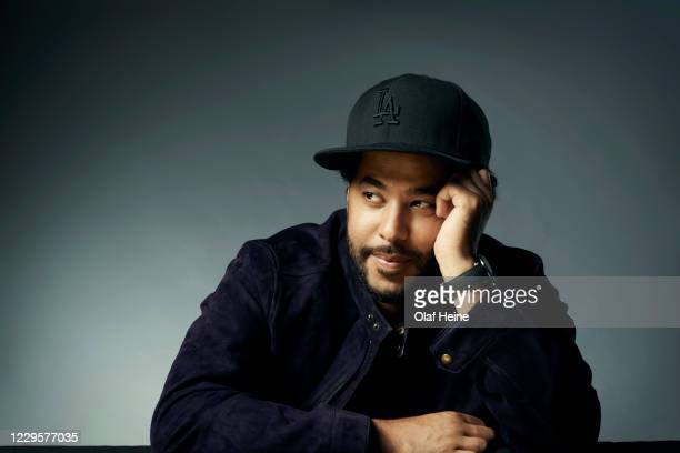 Singer-songwriter Adel Tawil is photographed on August 26, 2013 in Berlin, Germany.