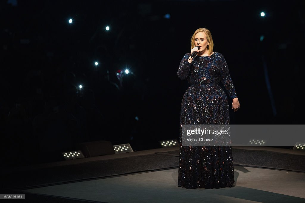 Adele Live 2016 In Mexico City : News Photo