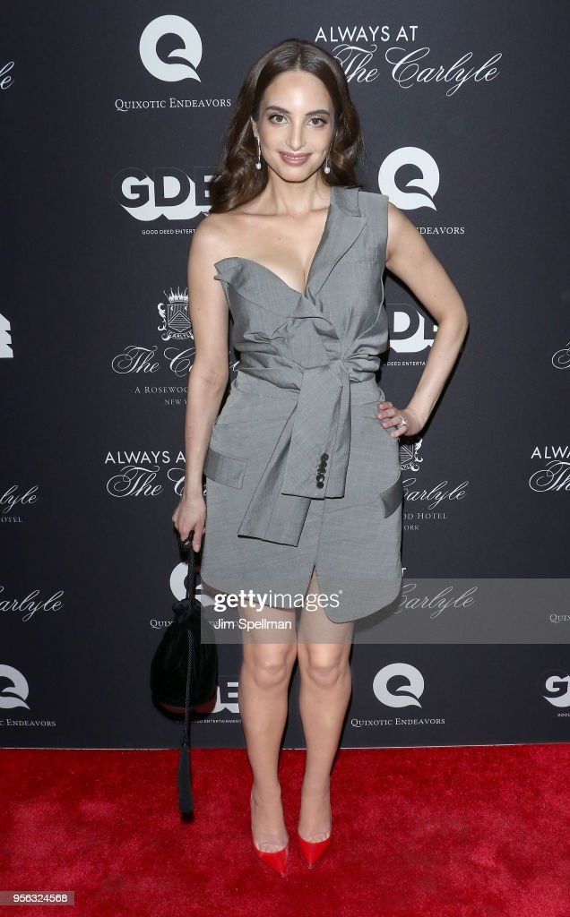 """""""Always At The Carlyle"""" New York Premiere - Arrivals"""