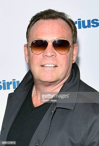 Singer/songwriter Ali Campbell of reggae/pop band 'UB40' visits SiriusXM Studios on January 30 2017 in New York City
