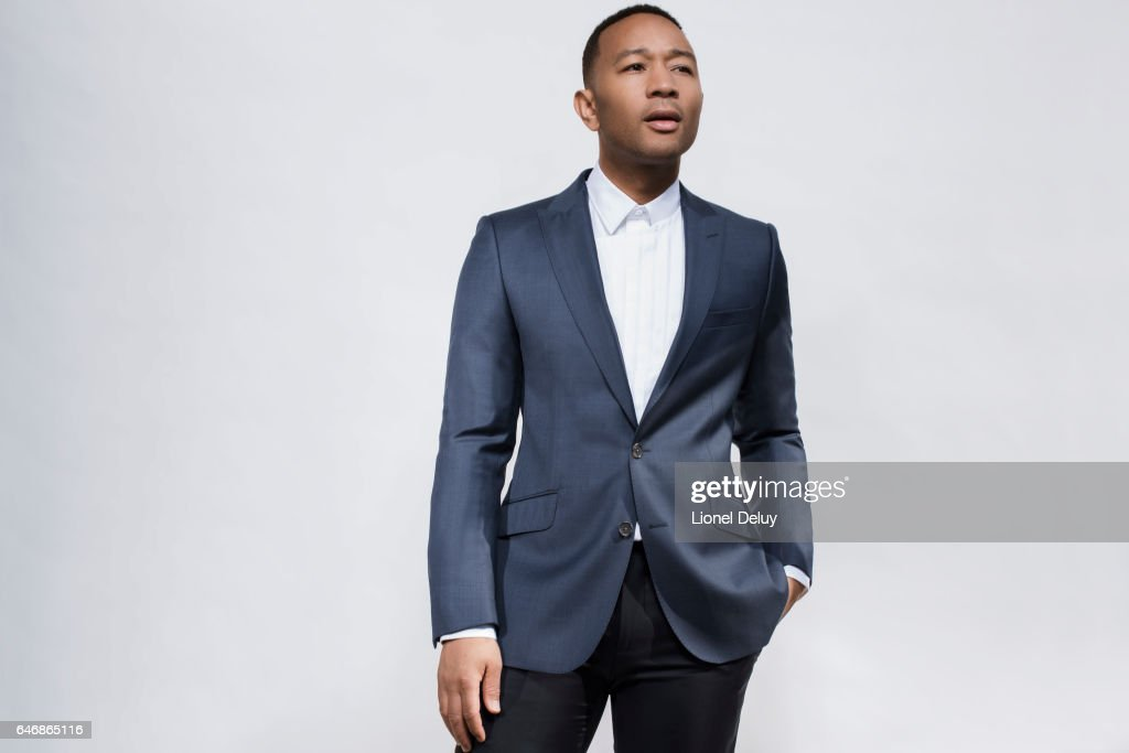 John Legend, Fault Magazine, February 28, 2017