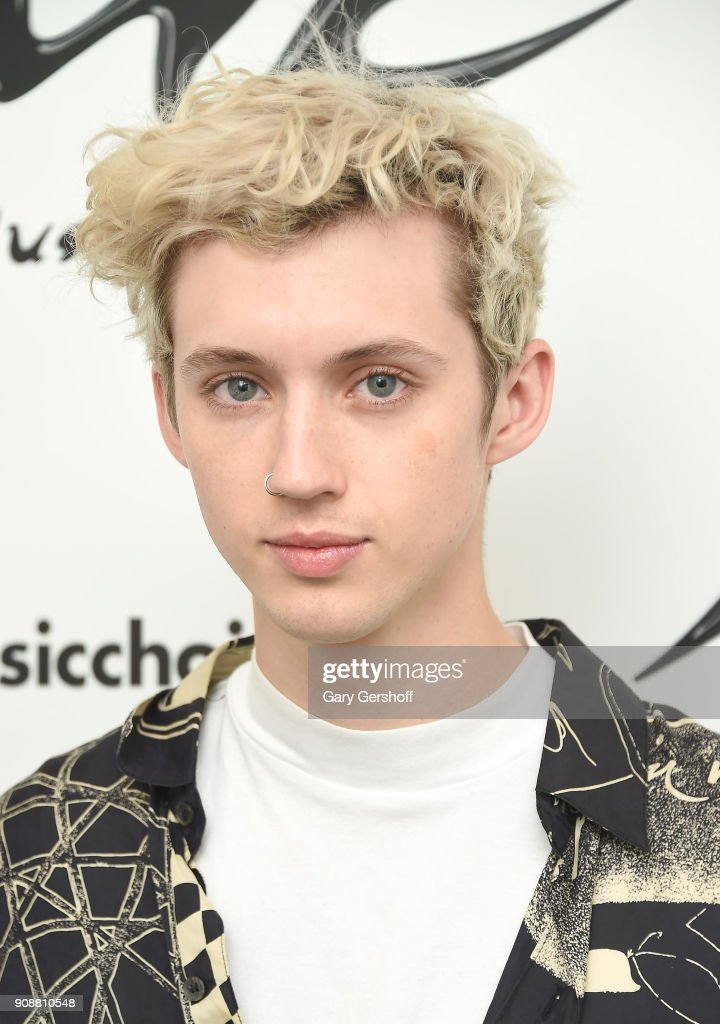 Troye Sivan Visits Music Choice