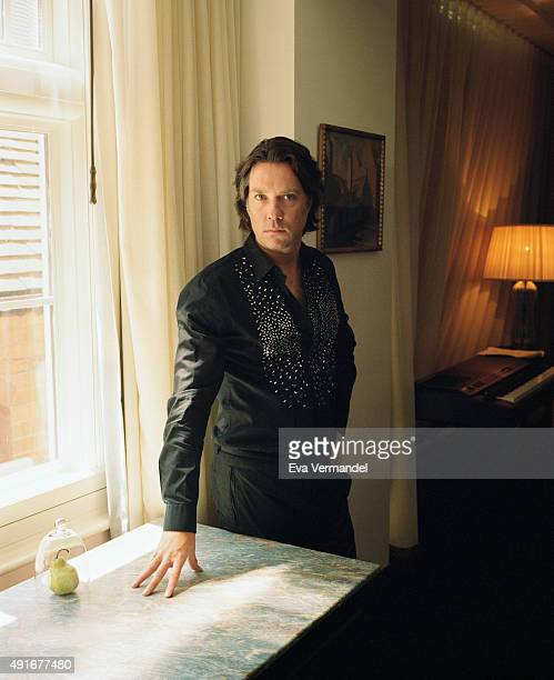 Singersongwriter and composer Rufus Wainwright is photographed for the Telegraph magazine on June 10 2015 in London England