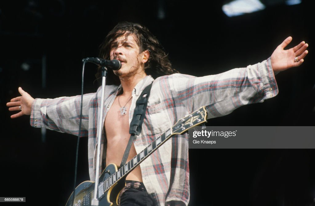 Chris Cornell, front man for Soundgarden and Audioslave committed suicide in May aged just 52