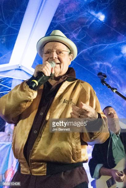 Singersongwriter and guitarist Delbert McClinton performs live on stage at Ray Benson's 67th birthday party concert benefiting Health Alliance for...