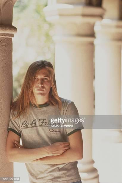 Singersongwriter and guitarist Evan Dando of American band The Lemonheads circa 1993
