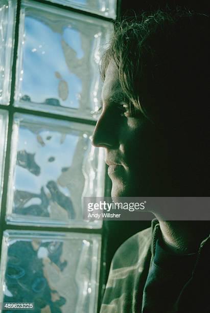 Singersongwriter and guitarist James Walsh of English rock group Starsailor circa 2000