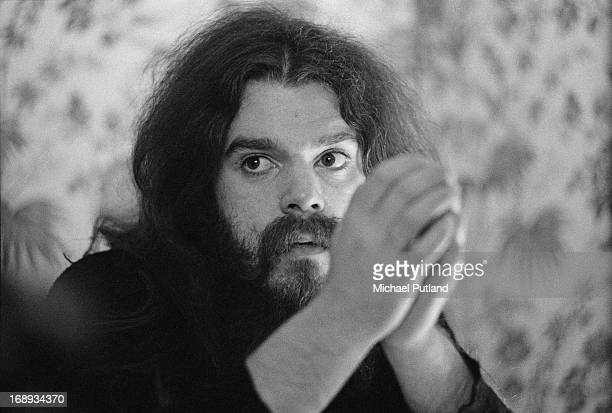 Singersongwriter and musician Roy Wood of English pop group Wizzard 2nd May 1973
