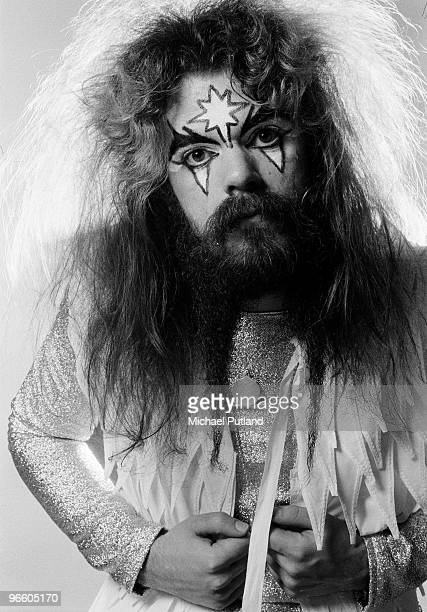Singersongwriter and musician Roy Wood of English pop group Wizzard London December 1974