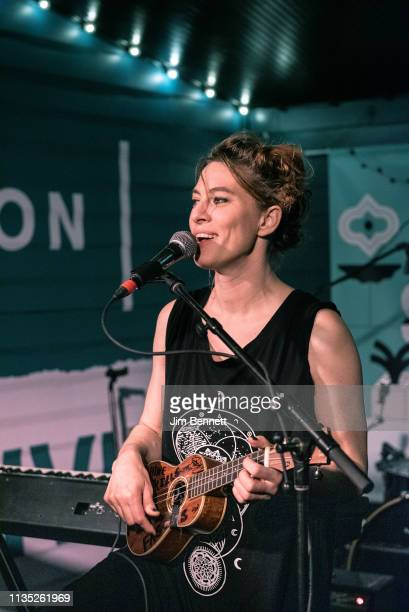 Singer/songwriter and performer Amanda Palmer performs live on stage during the 2019 SXSW Conference and Festival at Augustine on March 11 2019 in...
