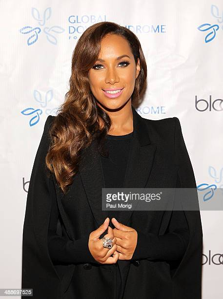 Singer/songwriter and philanthropist Leona Lewis attends the 2014 Global Down Syndrome Foundations Be Beautiful Be Yourself DC Gala at Renaissance...