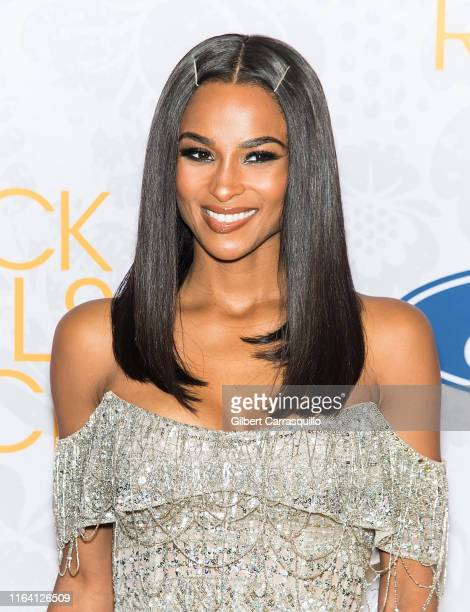 Singer-songwriter and Rock Star Award recipient Ciara attends 2019 Black Girls Rock! at NJ Performing Arts Center on August 25, 2019 in Newark, New...