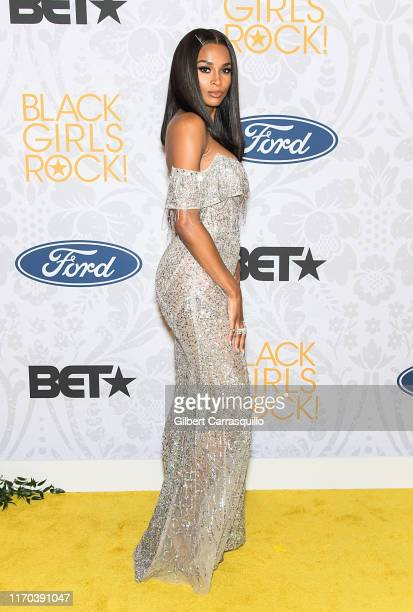 Singersongwriter and Rock Star Award recipient Ciara attends 2019 Black Girls Rock at NJ Performing Arts Center on August 25 2019 in Newark New Jersey