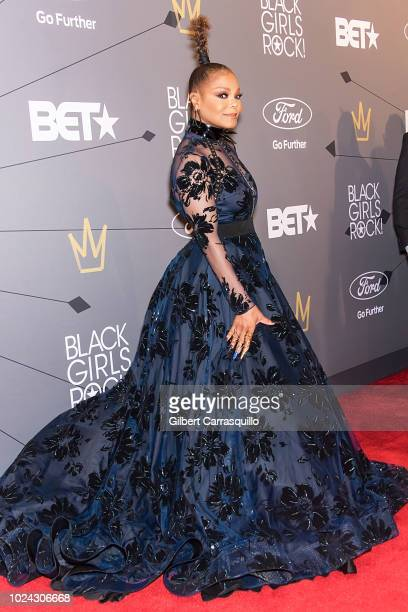Singersongwriter and Rock Star Award recipient Janet Jackson attends 2018 Black Girls Rock at New Jersey Performing Arts Center on August 26 2018 in...