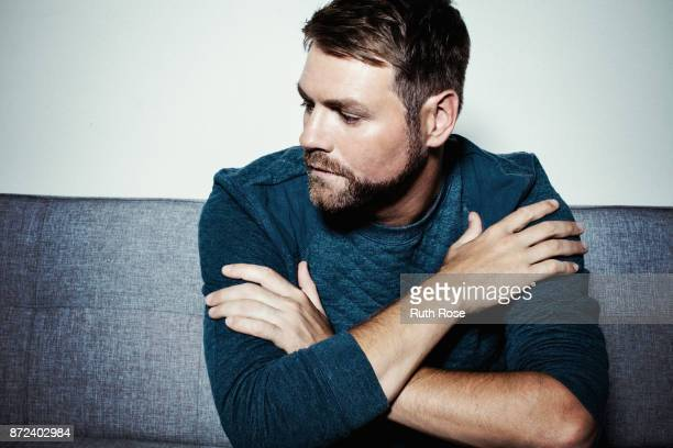 Singersongwriter and TV presenter Brian McFadden is photographed on August 7 2015 in London England