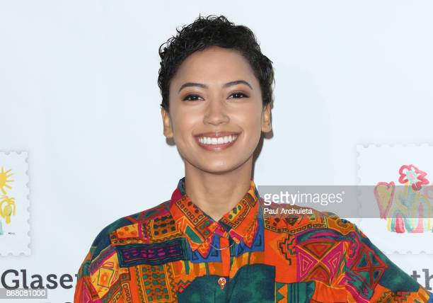 SingerSongwriter Andy Allo attends the Elizabeth Glaser Pediatric AIDS Foundation's 28th Annual A Time For Heroes Family Festival at Smashbox Studios...
