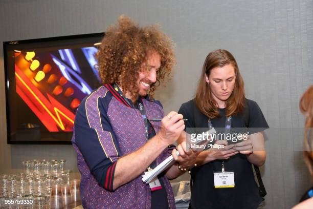 Singer/Songwriter Ari Herstand attends The 2018 ASCAP I Create Music EXPO at Loews Hollywood Hotel on May 7 2018 in Hollywood California