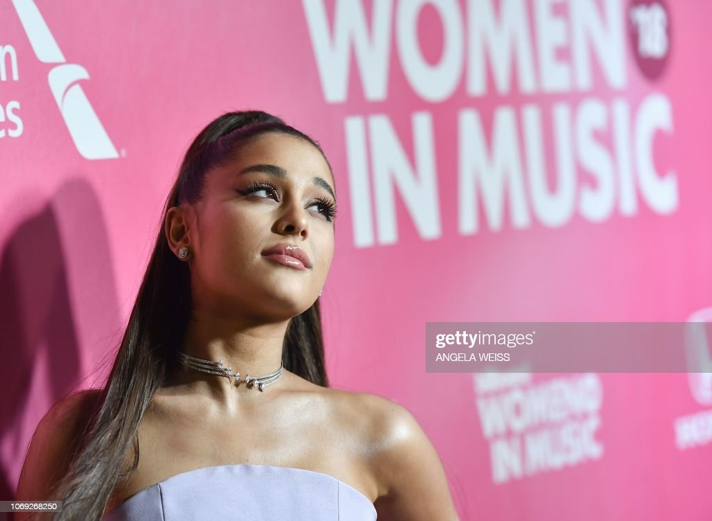US-ENTERTAINMENT-MUSIC-BILLBOARD-WOMEN : News Photo