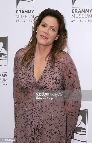 Singersongwriter Beth Hart attends The Drop Beth Hart at The GRAMMY Museum on June 3 2015 in Los Angeles California