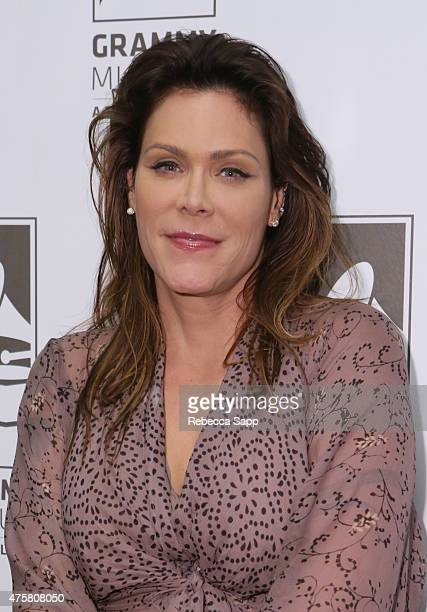 Singer-songwriter Beth Hart attends The Drop: Beth Hart at The GRAMMY Museum on June 3, 2015 in Los Angeles, California.