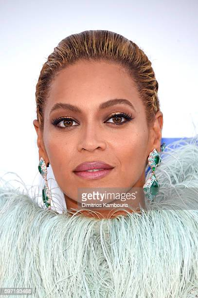 Singersongwriter Beyonce attends the 2016 MTV Video Music Awards at Madison Square Garden on August 28 2016 in New York City