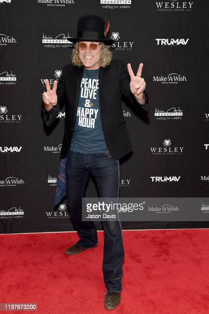 Singersongwriter Big Kenny of Big Rich attends Waiting for Wishes Celebrity Waiters Dinner hosted by Kevin Carter Jay DeMarcus on April 16 2019 in...
