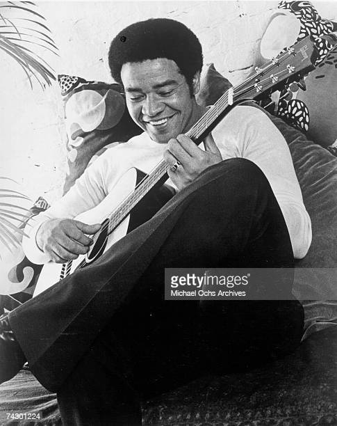 Singer/songwriter Bill Withers poses for a portrait in circa 1973