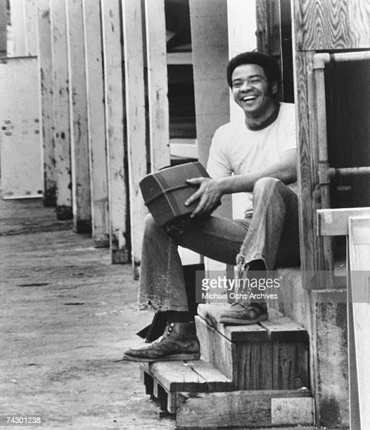Singer/songwriter Bill Withers poses for a portrait in circa 1973.