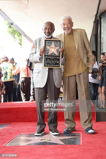 Singersongwriter Bill Withers speaks onstage at a ceremony honoring Music Executive Clarence Avant with a star on the Hollywood Walk of Fame on...