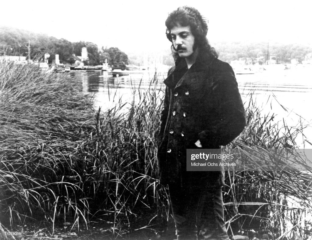 Early Billy Joel Portrait : News Photo