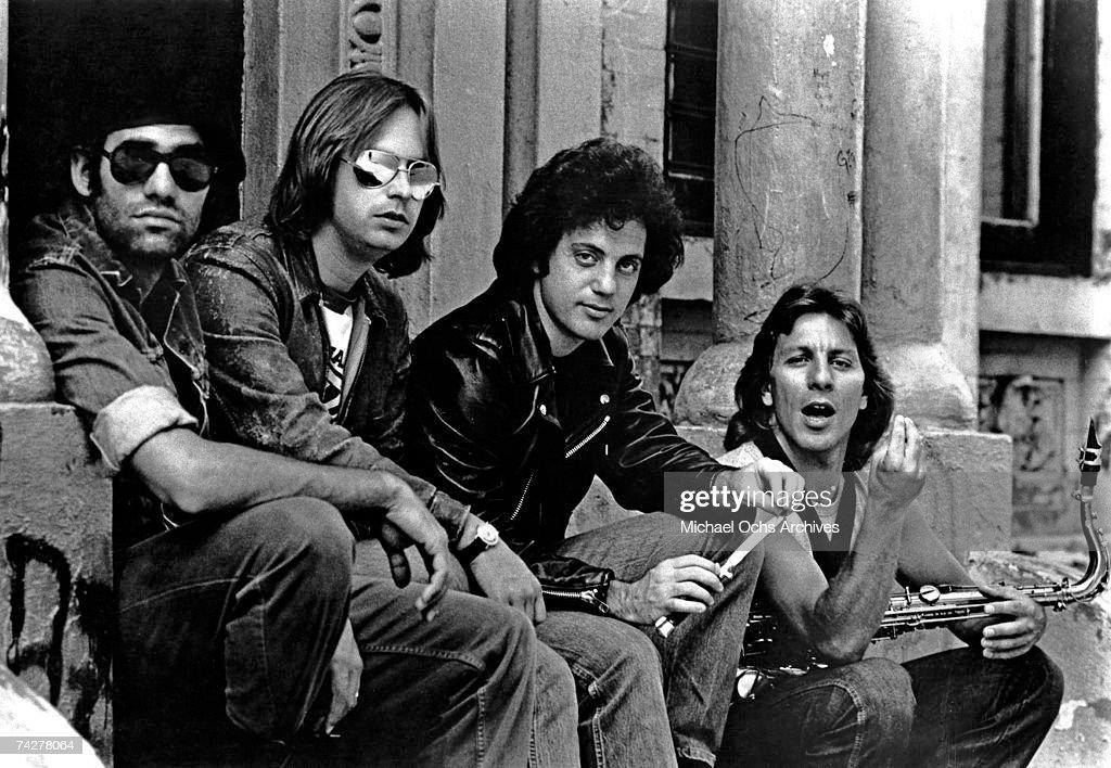 Billy Joel & His Band : News Photo