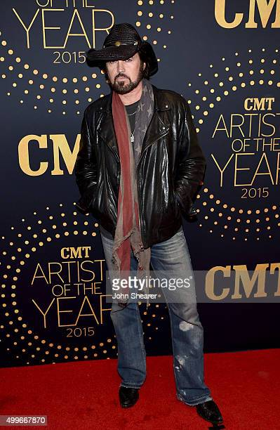 Singersongwriter Billy Ray Cyrus attends the 2015 'CMT Artists of the Year' at Schermerhorn Symphony Center on December 2 2015 in Nashville Tennessee