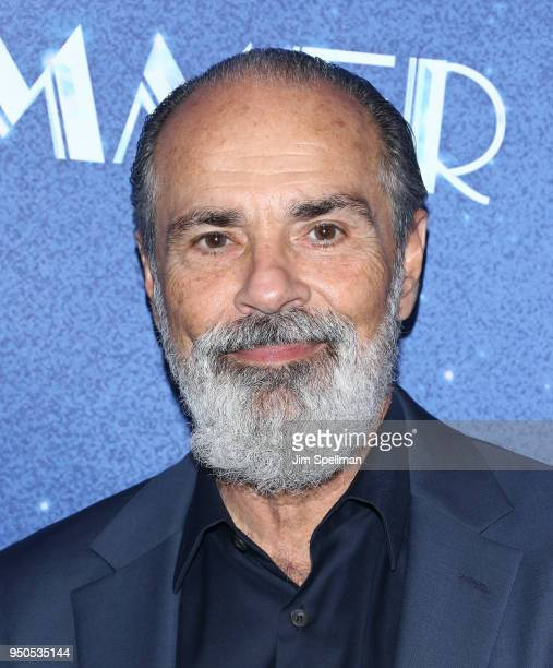 Singer/songwriter Bruce Sudano attends the Summer The Donna Summer Musical Broadway opening night at LuntFontanne Theatre on April 23 2018 in New...