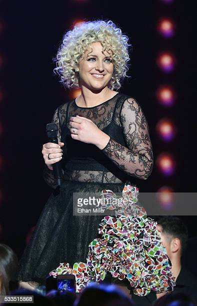 Singer/songwriter Cam performs during the 2016 American Country Countdown Awards at The Forum on May 1 2016 in Inglewood California