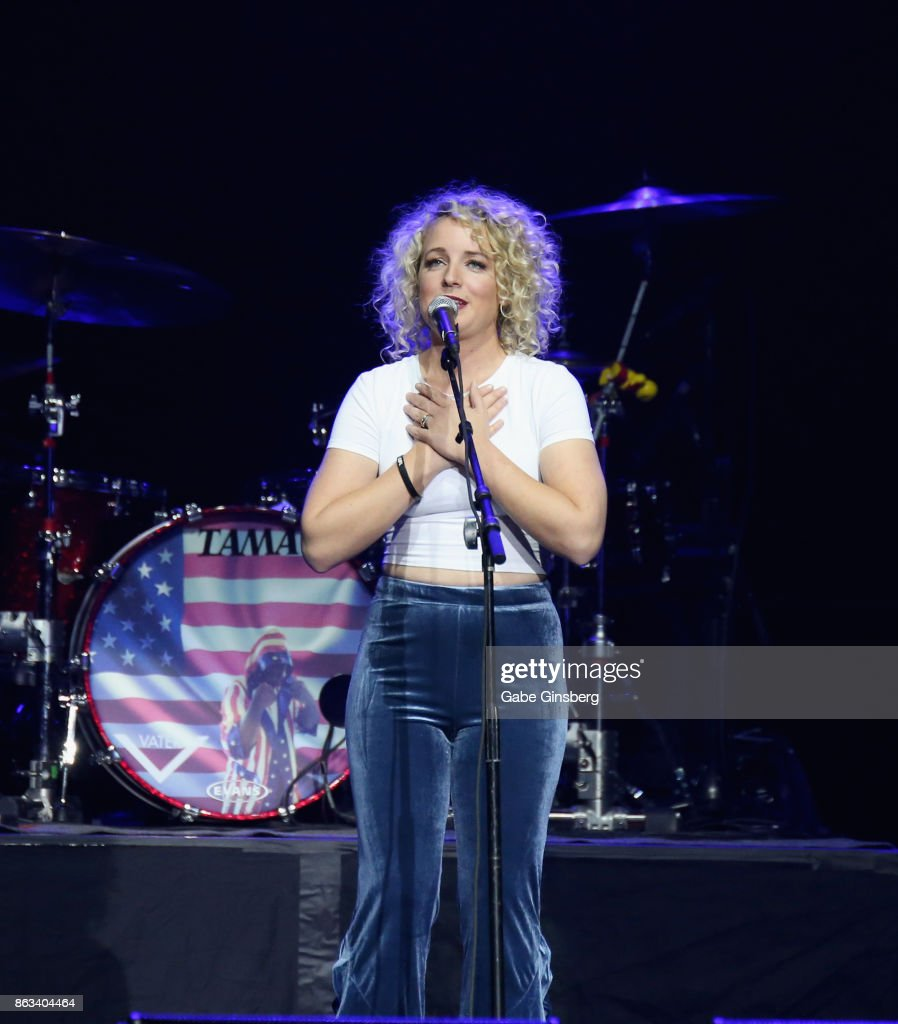 """""""Vegas Strong - A Night Of Healing"""" Benefit Concert For Mass Shooting Victims : News Photo"""