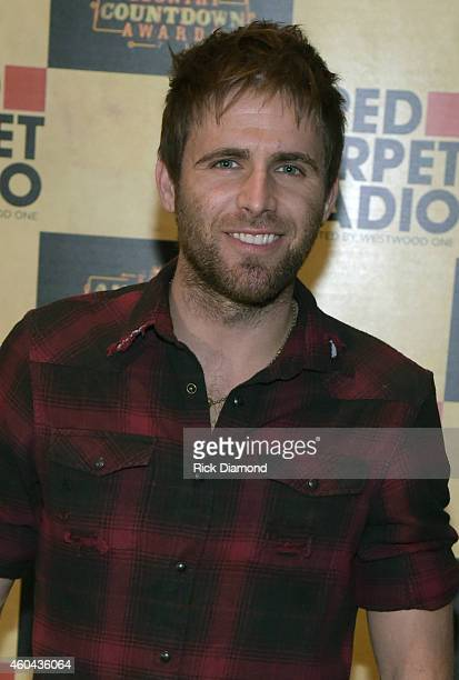 Singer/Songwriter Canaan Smith attends Red Carpet Radio Presented By Westwood One For The American County Countdown Awards at the Music City Center...