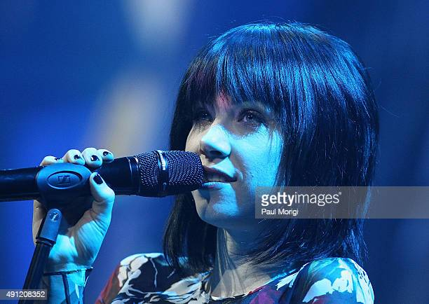 Singer/songwriter Carly Rae Jepsen performs at the 19th Annual HRC National Dinner at the Walter E Washington Convention Center on October 3 2015 in...