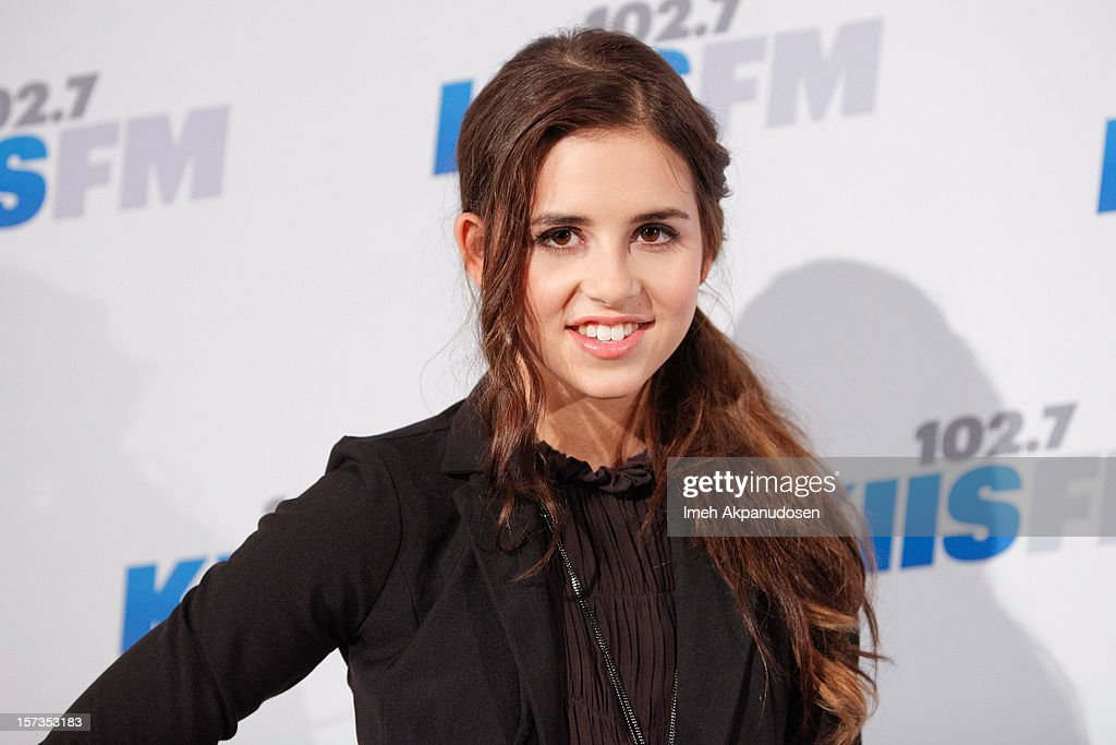 Singer/songwriter Carly Rose Sonenclar attends KIIS FM's 2012 Jingle Ball at Nokia Theatre L.A. Live on December 1, 2012 in Los Angeles, California.