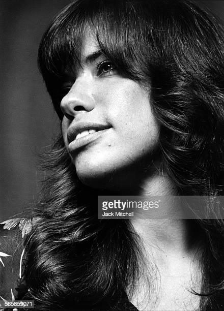 Singersongwriter Carly Simon 1971 Photo by Jack Mitchell/Getty Images
