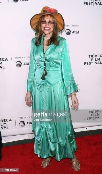 Singer/songwriter Carly Simon attends the 2017 Tribeca Film Festival Clive Davis The Soundtrack Of Our Lives world premiere opening night at Radio...