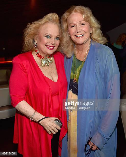 Singer/songwriter Carol Connors and actress Diane Ladd attend a special screening of 99 Homes on August 31 2015 in Los Angeles California