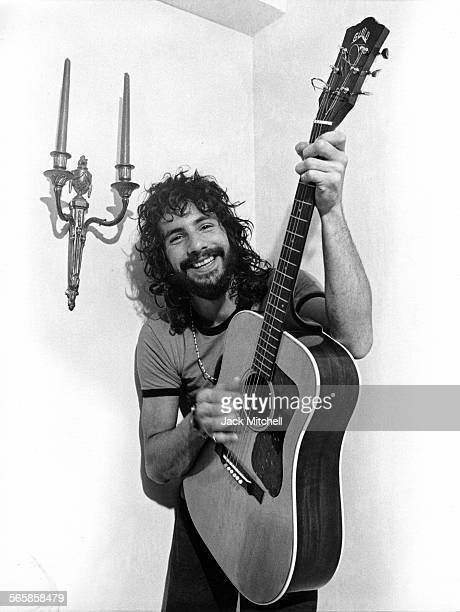 Singer/Songwriter Cat Stevens also known as Yusuf Islam photographed in 1971 Photo by Jack Mitchell/Getty Images