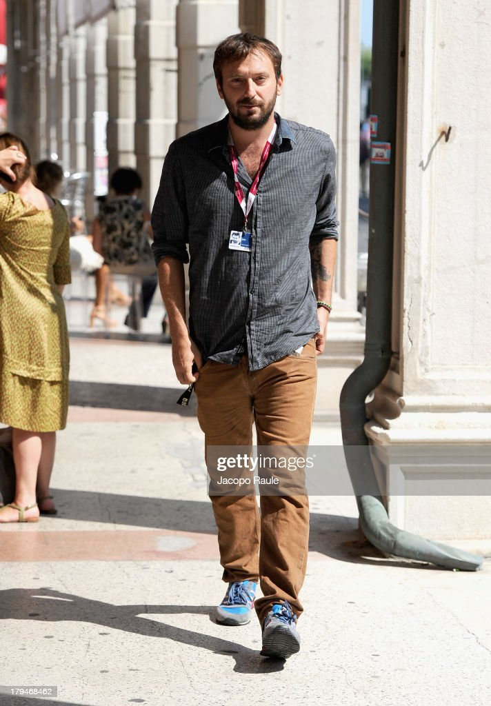 Singer-songwriter Cesare Cremonini attends 'Under The Skin' Premiere during the 70th Venice International Film Festival at Sala Grande on September 3, 2013 in Venice, Italy.