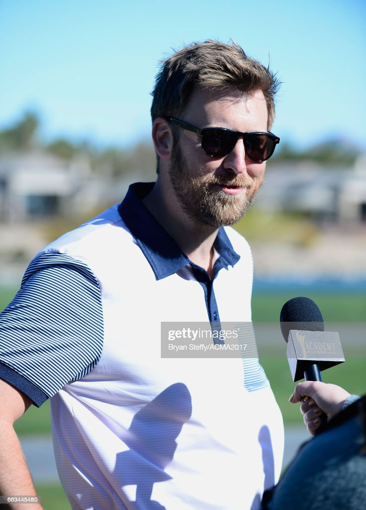 Singer-songwriter Charles Kelley attends the ACM Lifting Lives Golf Classic at TPC Las Vegas on April 1, 2017 in Las Vegas, Nevada.